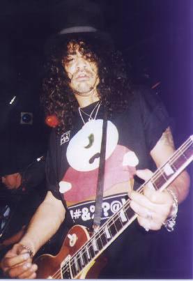 Les 100 meilleurs guitaristes Slash