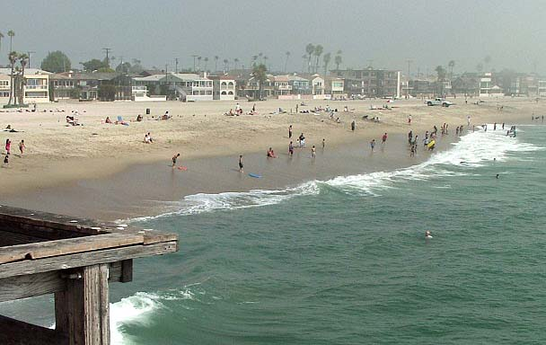 Orange county beaches seal beach to bolsa chica for Fishing in orange county